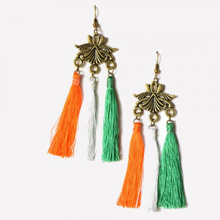 Independence Day Special Earrings PiHaat